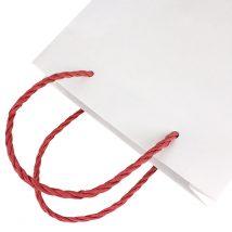 袋と同じ素材の紙紐