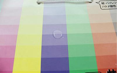 色落ち対策はラミネート加工がオススメ