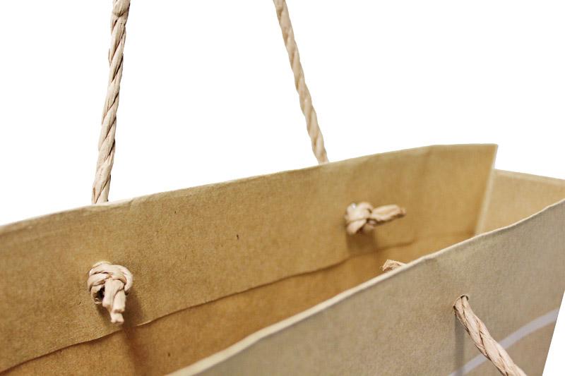 紙三本紐の紙袋