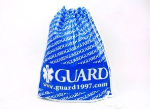 「 GUARD 」様 オリジナルポリ袋(肩紐ショルダータイプ)