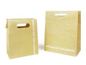 「 ARONIA DE TAKAZAWA 」様 オリジナル紙袋)