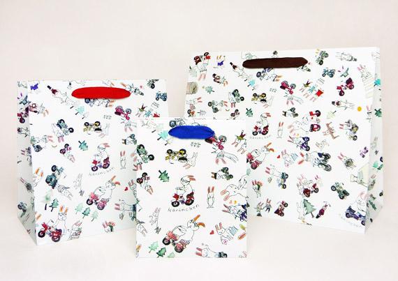 アスカ様 オリジナル紙袋