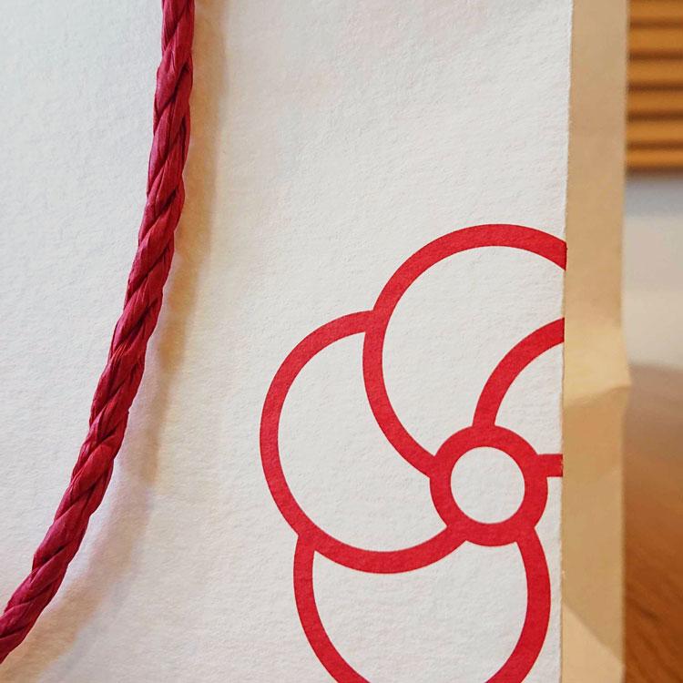 オリジナル紙袋 デザイン