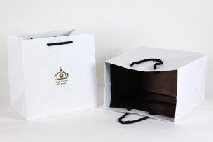有限会社長崎真珠様オリジナル紙袋