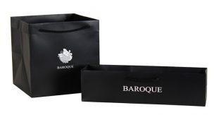 BAROQUE株式会社様オリジナル紙袋 フラワーギフト