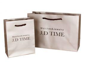 J.D TIME株式会社様 オリジナル紙袋