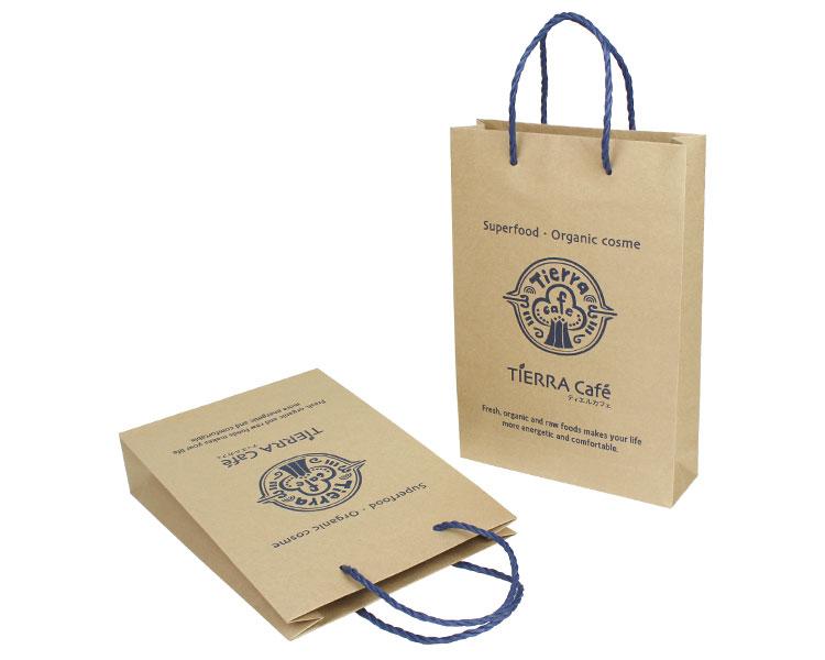 TIERRA Cafe様 オリジナル紙袋