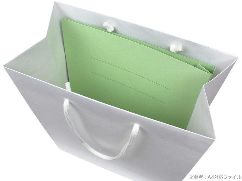 和紙風クラフトバッグ A4 サイズ
