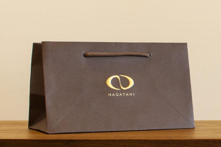株式会社ナガタニ様オリジナル紙袋