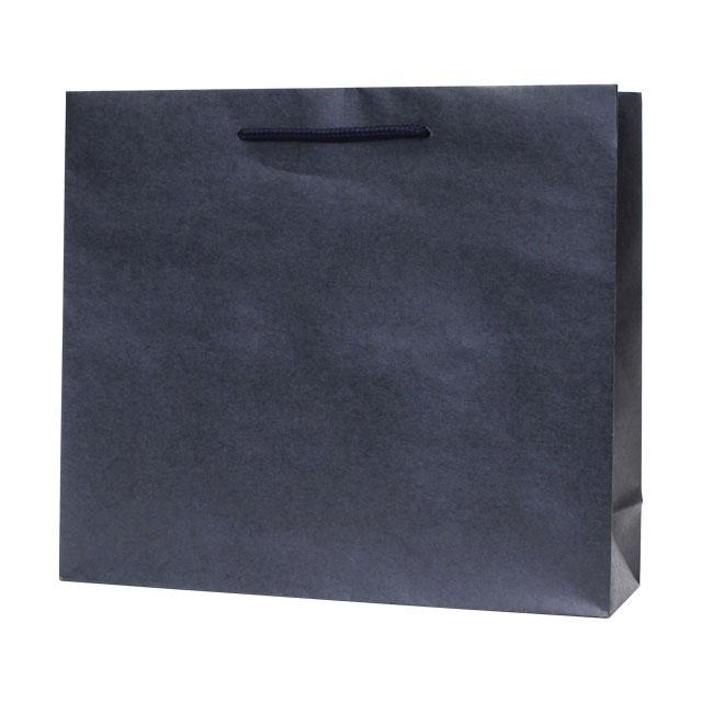 クラフト紙袋 ネイビー