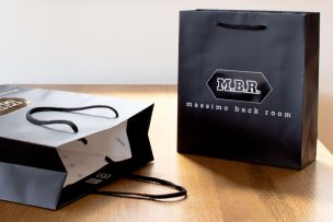 M.B.R.様紙袋