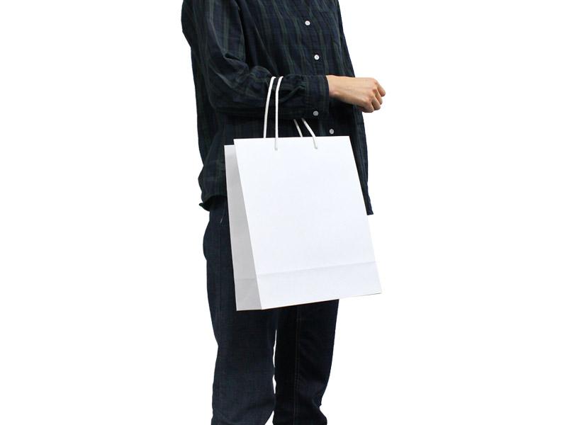 和紙風クラフトバッグ