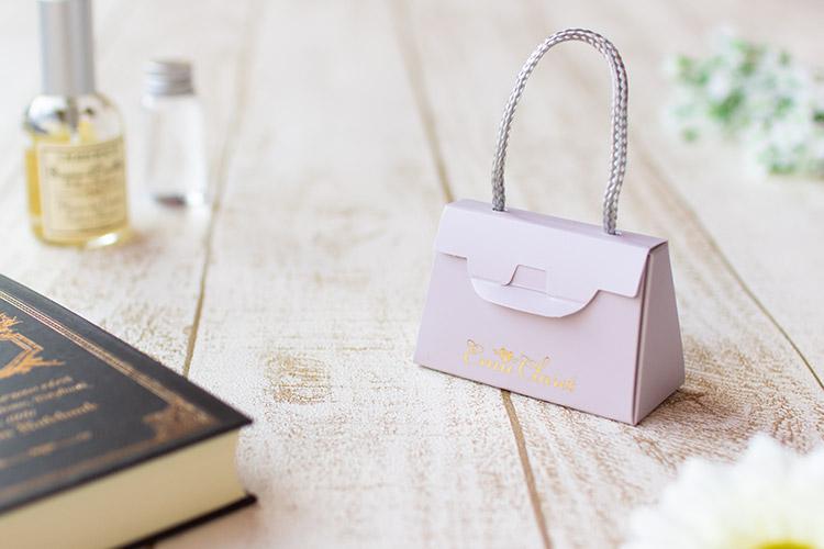 株式会社エミュクラレットオーガニックライフ様 オリジナルバッグ型パッケージ