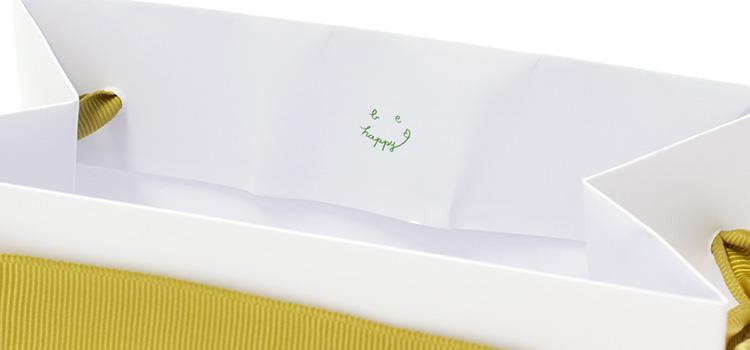 nemon様 オリジナル紙袋 口折