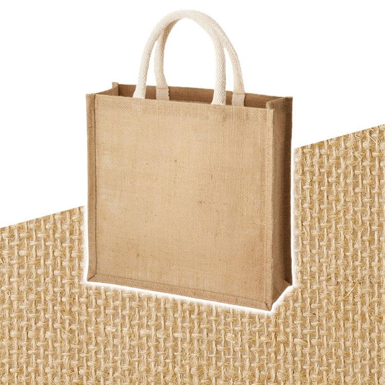 引き出物袋ジュートバッグ